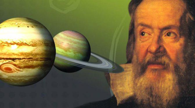 La Congiunzione fra Giove e Saturno del 2020